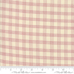 Northport Silky Plaid       Red