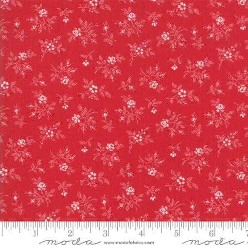 My Redwork Garden           Red