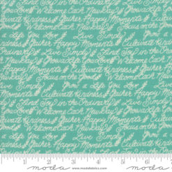 Cultivate Kindness Vintage Aqua