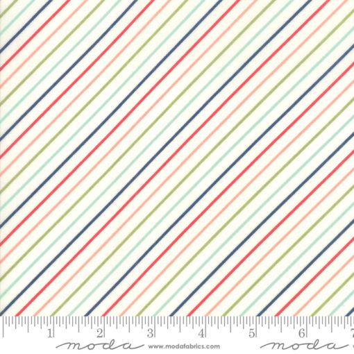 Early Bird Stripe         Multi