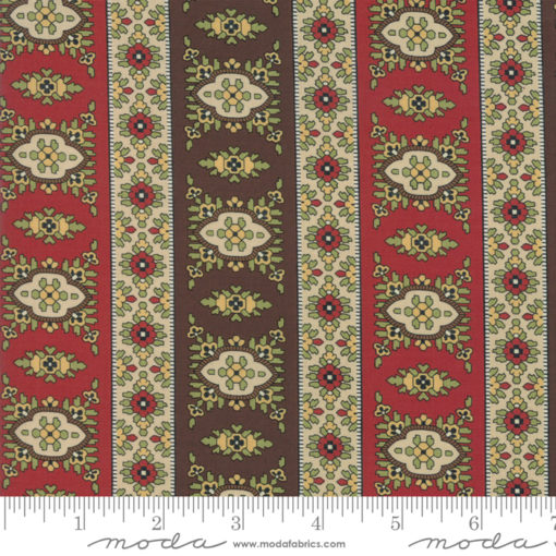 Glad Tidings          Red Brown