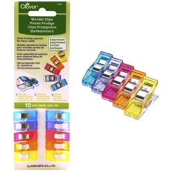 Wonder Clips      Assorted 10ct
