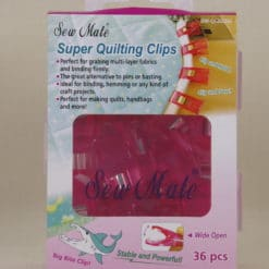 Sew Mate Quilting Clips