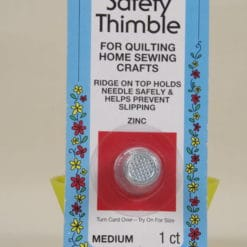 Collins Safety Thimble