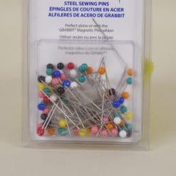 Crabbit Steel Sewing Pins