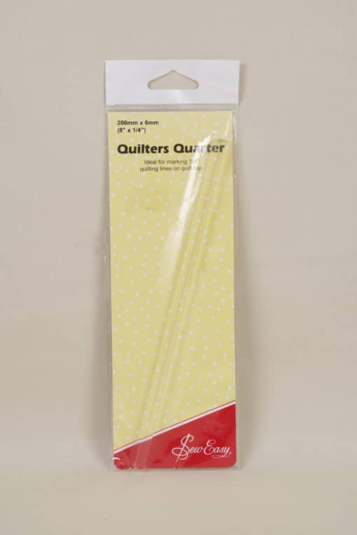 Sew Easy Quilters Quarter