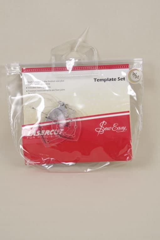 Sew Easy Templaste Set