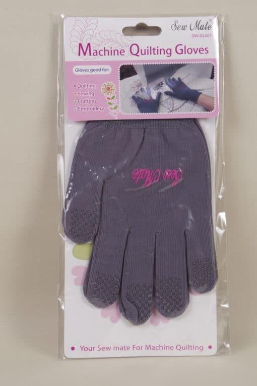 Sew Mate Machine Quilting Gloves