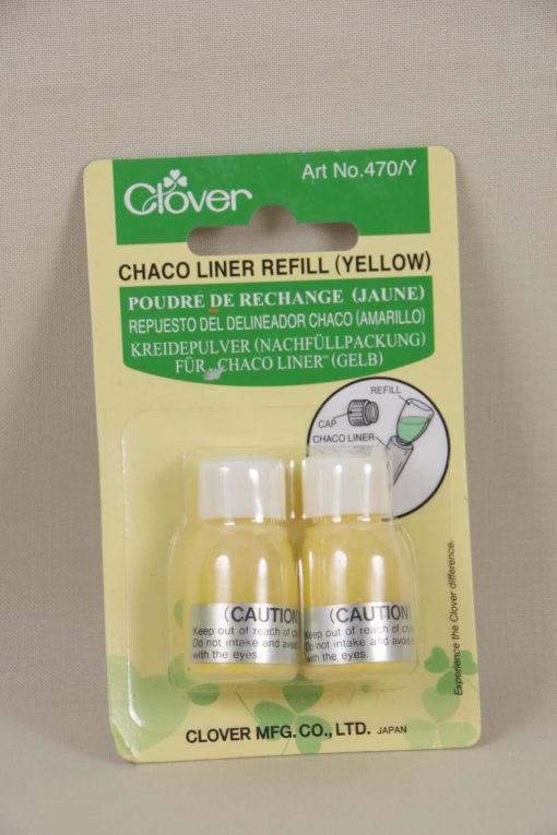 Chaco Liner Refill  Yellow