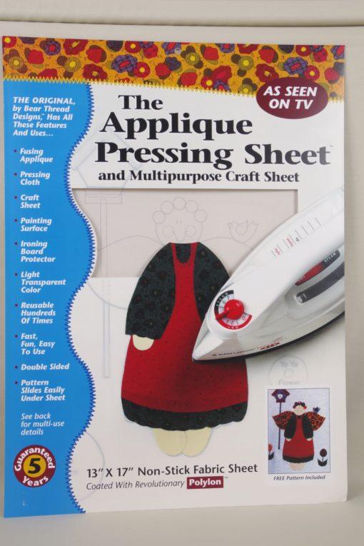 The Applique Pressing Sheet