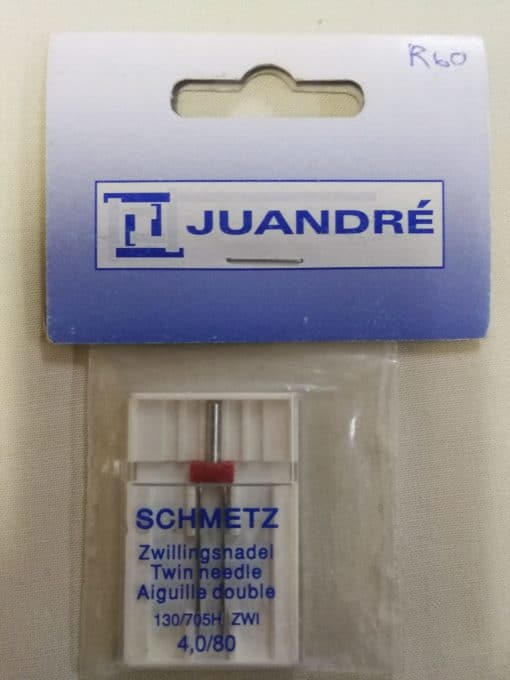 Juandré Sew Machine Twin Needle