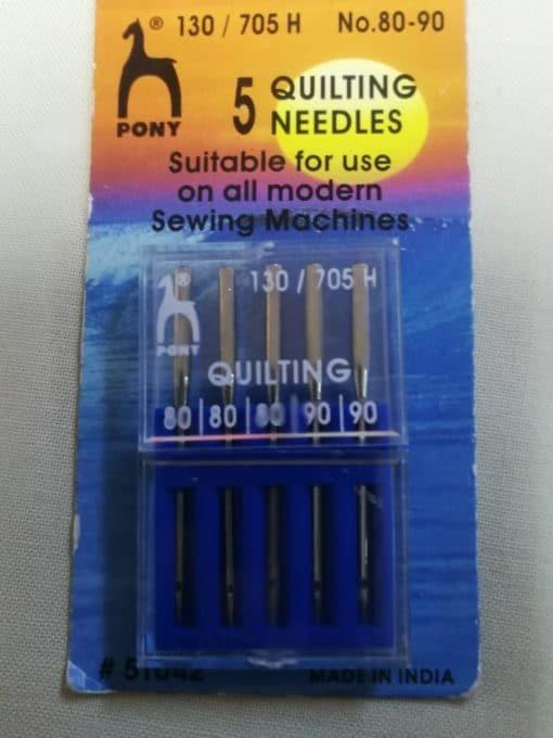 Pony Quilting Needles  for Sewing Machine