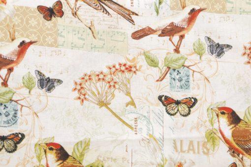 David Textiles Oak Avenue  Fabric