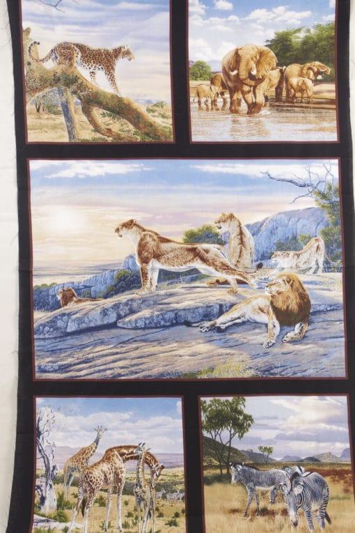 Elizabeth Studios Panel Fabric