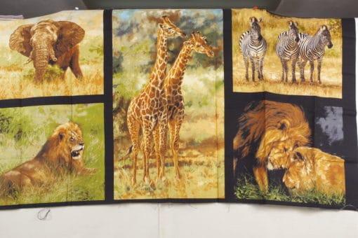 Robert Kaufman Panel Fabric