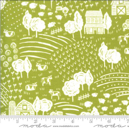 On The Farm               Green