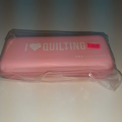 Pink Rotary Cutter Case